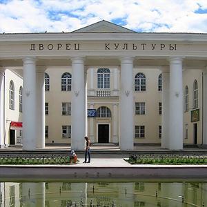 Дворцы и дома культуры Приволжья