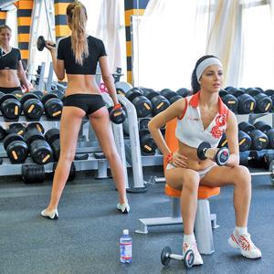 Фитнес-клубы Приволжья