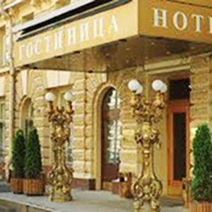 Гостиницы Приволжья