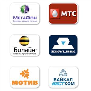 Операторы сотовой связи Приволжья