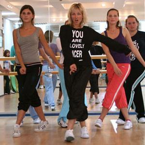 Школы танцев Приволжья