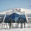 Спортивные комплексы в Приволжье