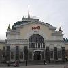 Железнодорожные вокзалы в Приволжье