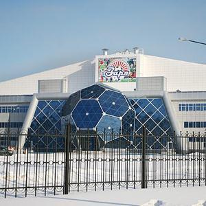 Спортивные комплексы Приволжья