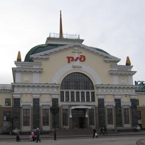 Железнодорожные вокзалы Приволжья